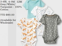 Baby Body Suits onesies