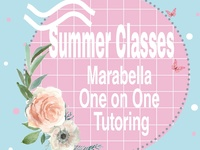 Summer Classes One on One Tutoring