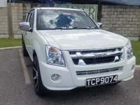 Cars Isuzu, 2010, TCP