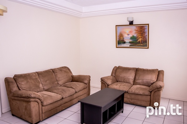 3 Bedroom Furnished Valsayn Two Storey Townhouse-2