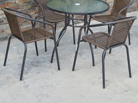 5 PC Home Accent Patio Set