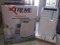 Portable Air condition units 14000BTU 3yrs warranty conditions apply