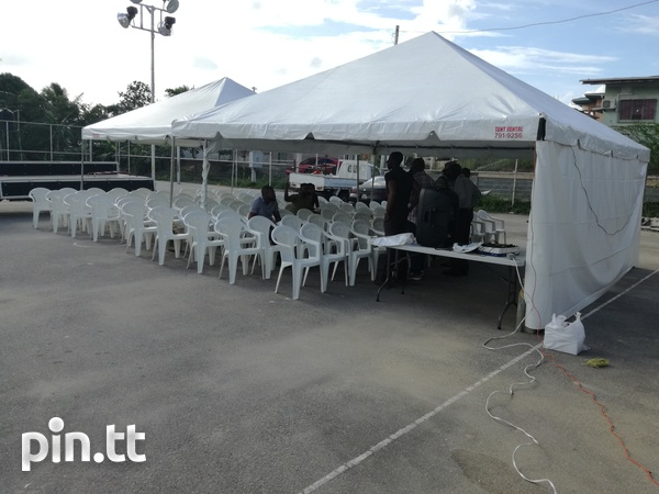 Tents, Chairs, Tables and Table Cloth Rentals-4