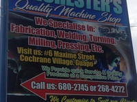 Specializes in fabrication