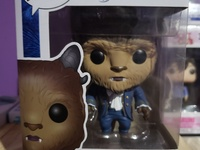 Live Action Beauty and the Beast funko pop, The Beast.