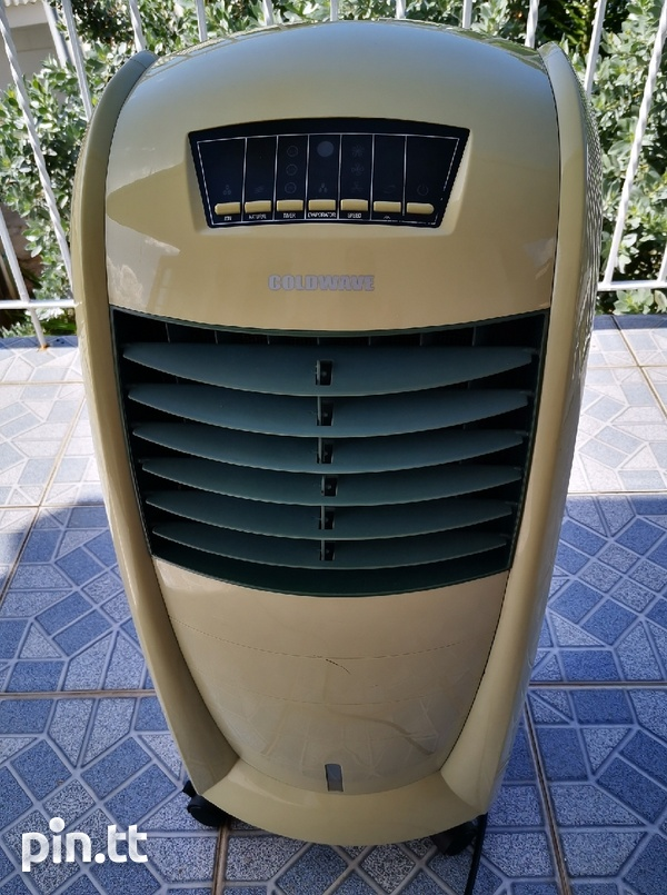 Remote Control Air Cooler Fan Humidifier and Evaporator-1