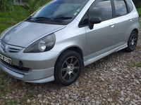 Honda Fit, 2007, PCW