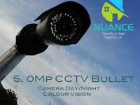 Electrical installation, CCTV Cameras, Residential Alarms