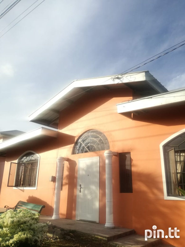 Spacious and Comfortable Family Home - Milton Park, Cleaver Rd. Arima.-3