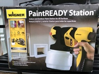 Wagner Paint Ready Station
