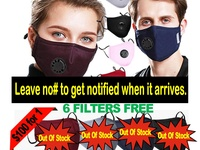 Face Shield | Reusable/Surgical Mask | PM2.5 Filters