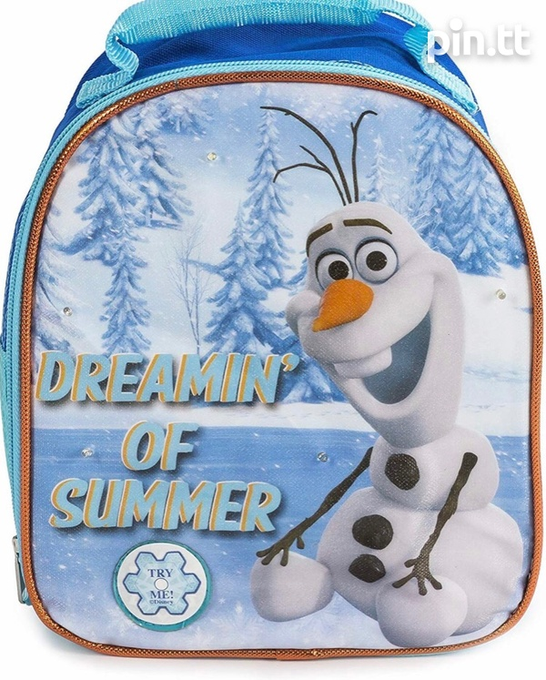 Olaf and justice league heat insulated neoprene lunch bags-2
