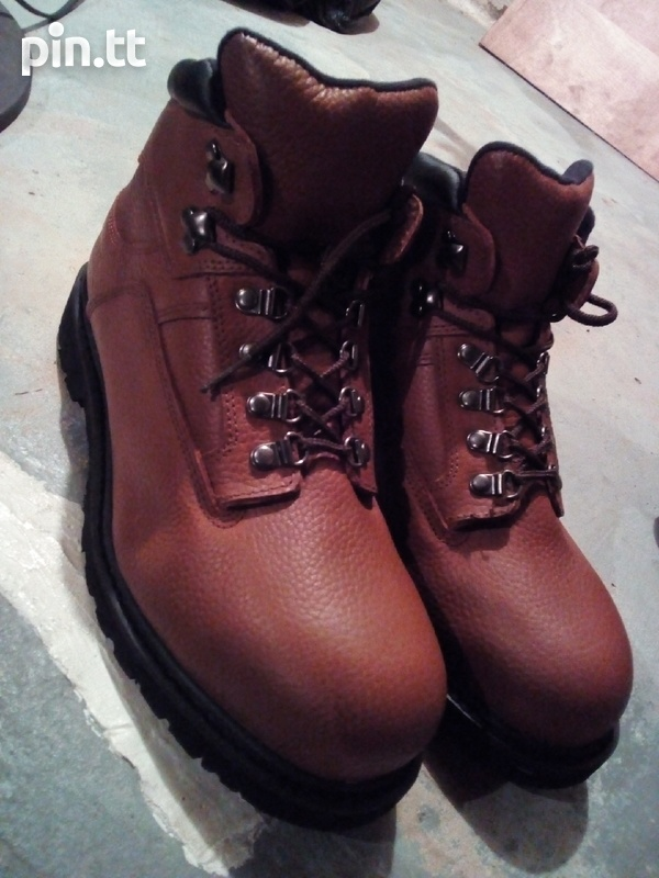Prowear Construction Steel Tip Safety Boots-1