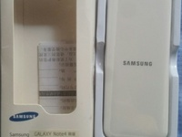 Samsung Galaxy Note 4 phone battery charger, Brand New in Box
