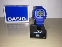 Casio Digital Blue Resin Watch