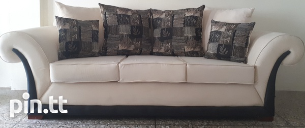 Couch set - 3 pieces-2