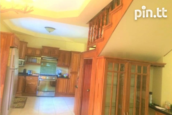 House with 4 bedrooms Savonetta Gardens Point Lisas-5