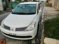Nissan Tiida, 2007, unregistered