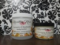 Turmeric and Blackseed body butter