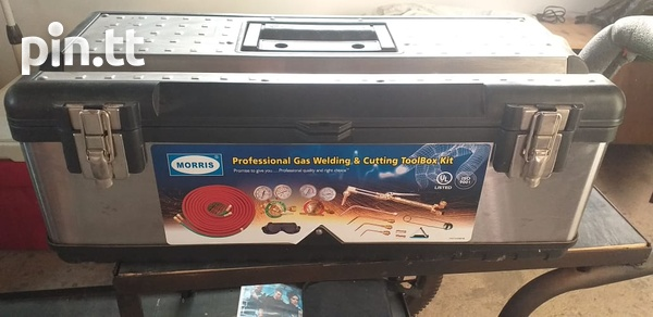 Gas Welding and Cutting Toolbox-2