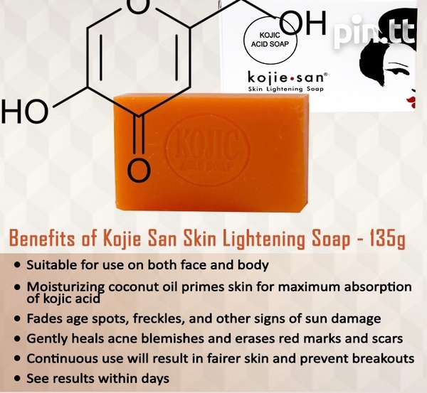 Kojie San Skin Lightening Soap-4