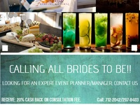 Calling ALL Brides