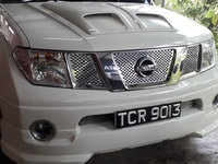 Nissan Frontier, 2010, TCR