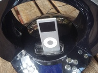 Music dock comes with ipod
