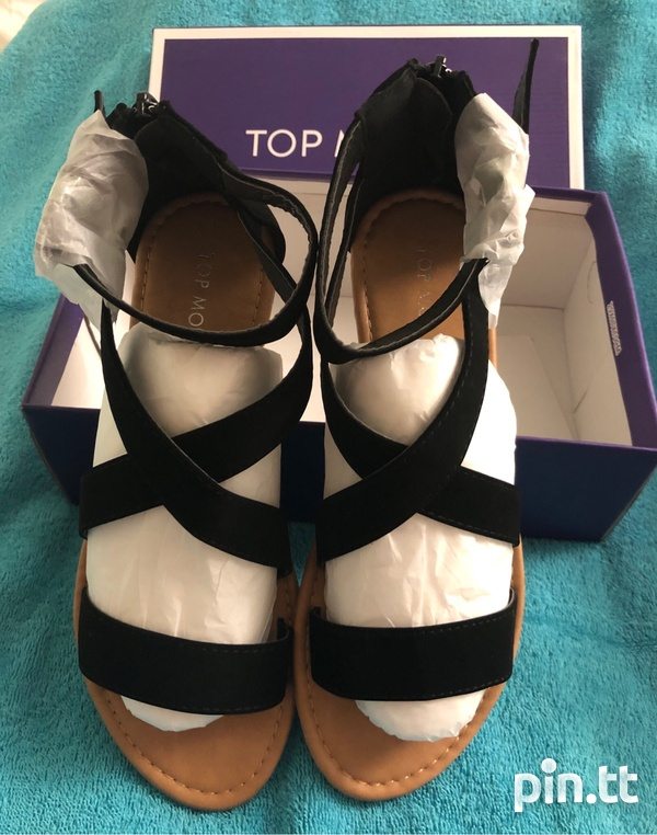 Strappy Sandals --3