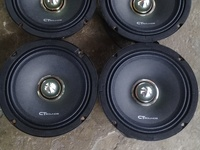 4 ctsound speakers in great condition