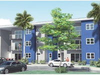 Bldg 7, New Unfurnished, 3 Bedroom Apartment East Lakes Community