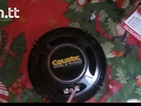 Coustic Speakers