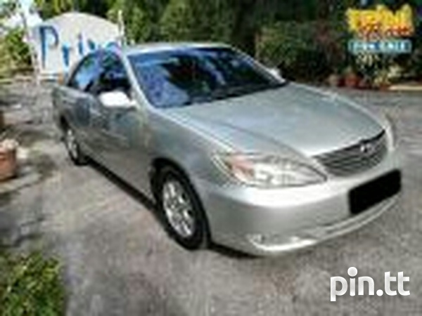 Toyota Camry, 2005, PCK-4