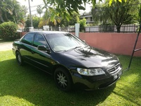 Honda Accord, 2001, PBK