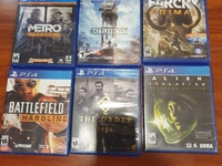 PS4 games, great offer