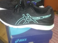 Asics womens running shoes size 9