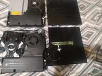 2 PS3 consoles for parts