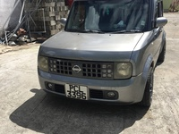 Nissan Cube, 2005, PCL