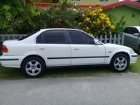 Honda Civic, 1997, PBK