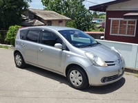 Nissan Note, 2012, Pda