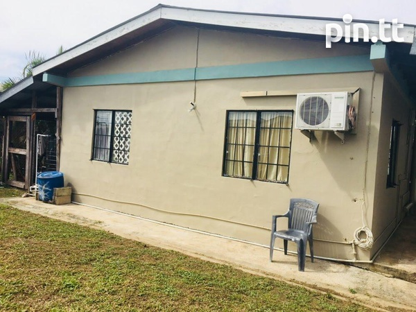 Roystonia Couva House with 2 bedrooms-2