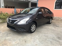 Nissan Versa, 2016, New Series - to be registered