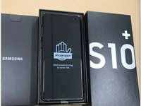 Clearance Samsung S10 Plus Only In Black Dual Sim New