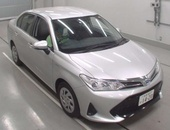 Toyota Axio, 2018, ROLL ON ROLL OFF G MODEL NEW FACE LIFT