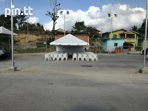 Tents, Chairs, Tables and Table Cloth Rentals-8