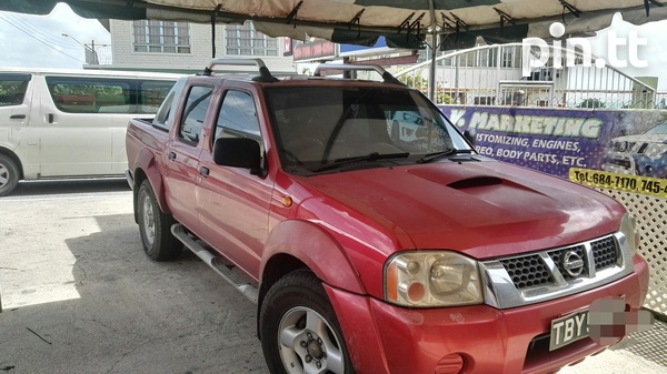 Nissan Frontier, 2009, TBY-6