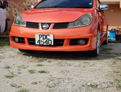 Nissan Wingroad, 2010, PDC
