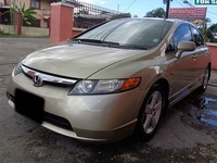 Honda Civic, 2007, PCC