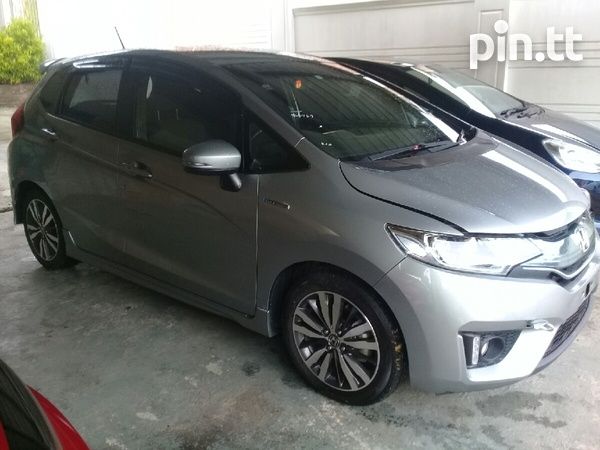 Honda Fit, 2015, RoRo-3