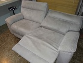 Reclining Couch-Almost new.